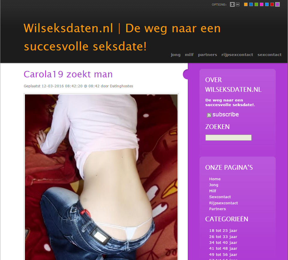 sex contact brabant prive en escort limburg